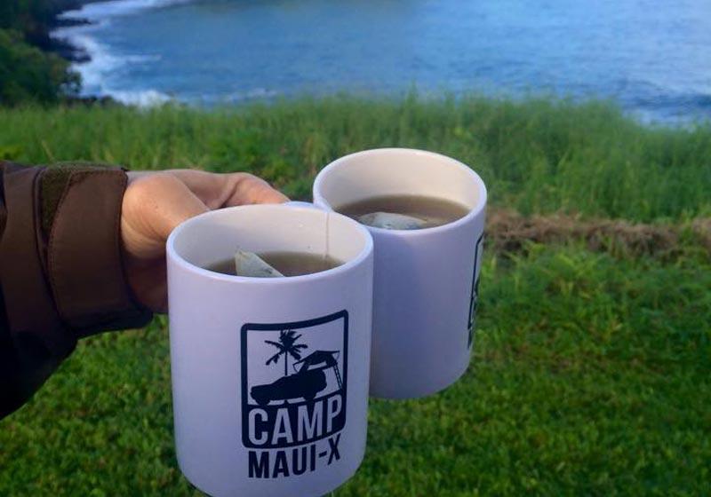 Schedule Camping Trip in Maui HI
