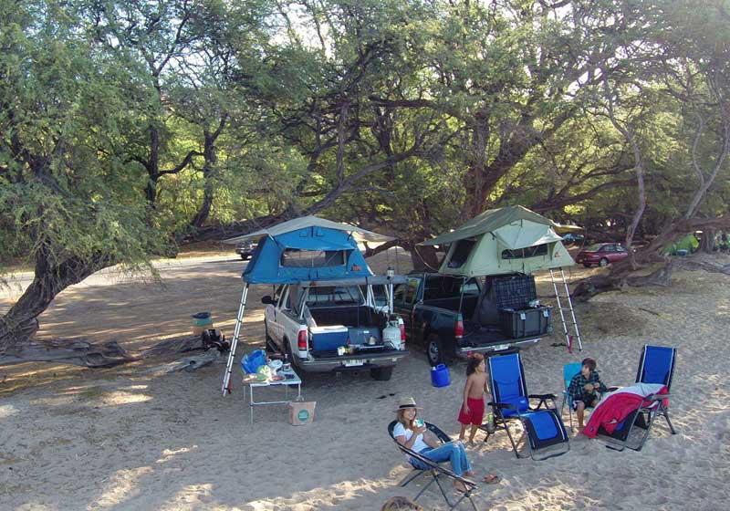 Trip FAQs Camping in Maui HI