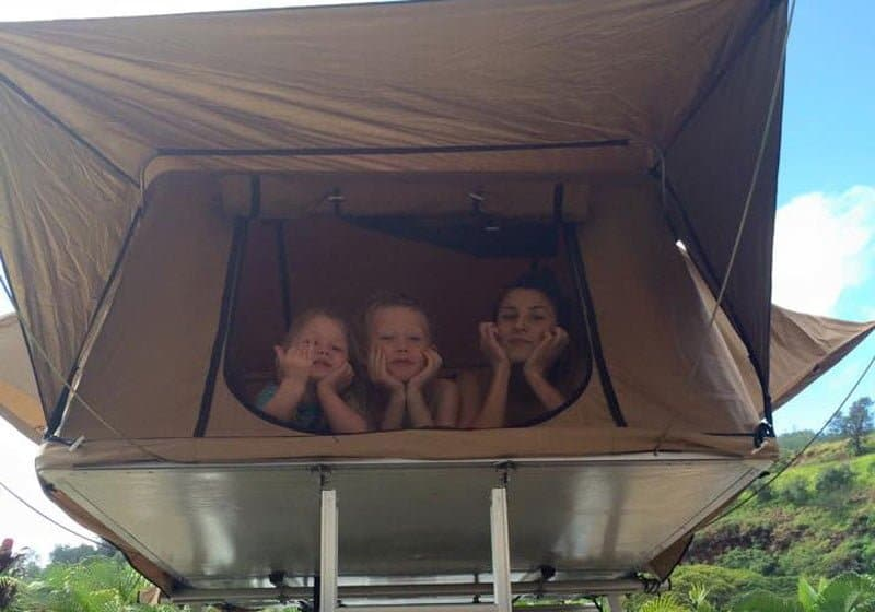 Camping Reviews in Maui HI