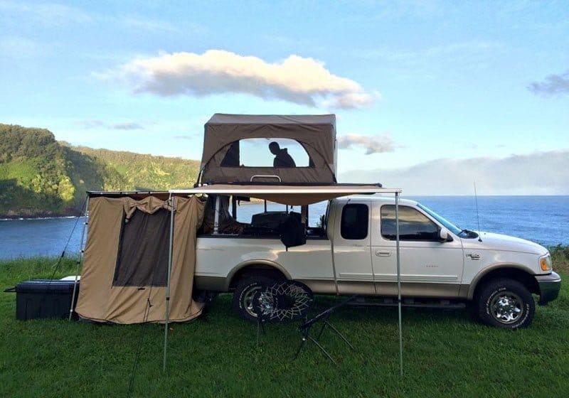 Camping Testimonials in Maui HI