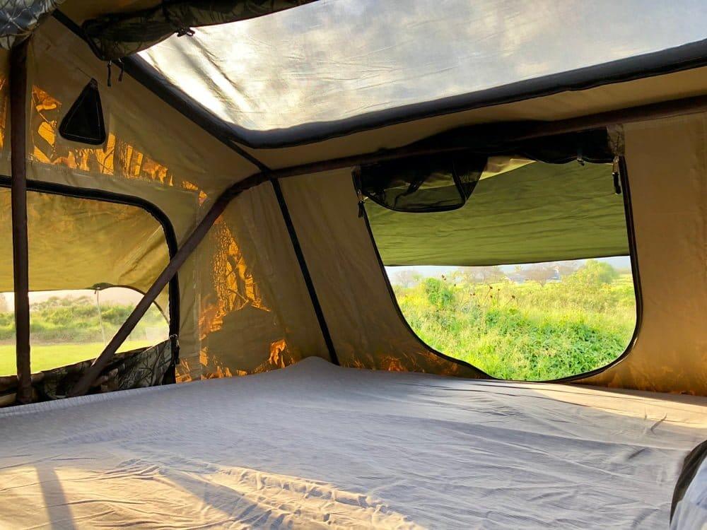 Tent Camping in Maui HI